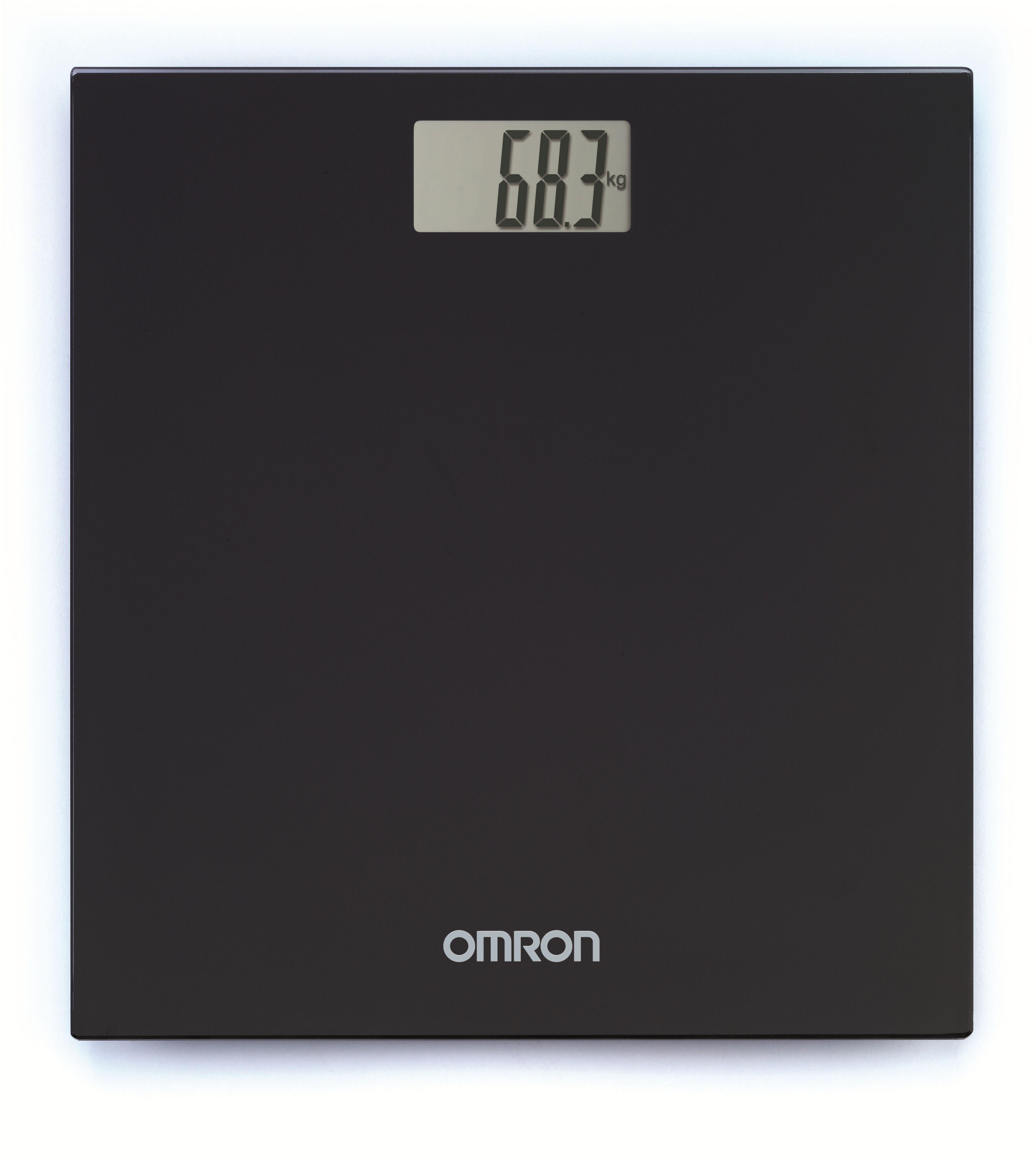 Omron Digitale Personenwaage HN-289-EPK rosa
